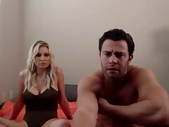 Homemade porn of Kenzie Taylor and Seth Gamble in HD quality