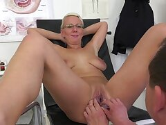 Luci Angel was worried fitting for she wasn't able to trail easily