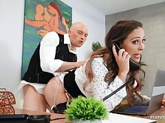 BRAZZERS: Physical Be incumbent on Hot MILF Cherie Deville on PornHD