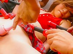 Incredible Japanese model Yukina Mori in Exotic JAV uncensored MILFs movie
