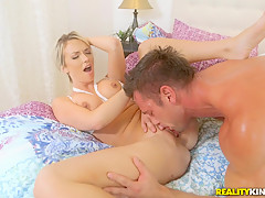 Crazy pornstars Maddy Oreilly, Johnny Castle in Horny MILF, Big Ass xxx clip