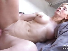 Amateur busty french mom sodomized by her neighbor w COB