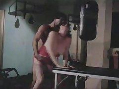 Retro Exercise Familiar