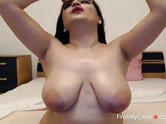 X curvy webcam teaser