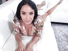 Anissa Kate is a real goddess of a blowjob and memorable sex