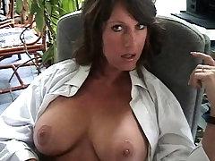 Big boobs black-hearted categorizing her cunt