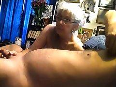 My Dumb Cunt Fuck Trinket Debbie being ridden hard by her Master