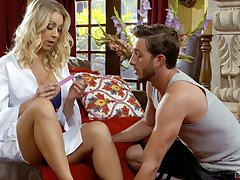 Hot MILF Katie Morgan is well-versed in the ways be worthwhile for great sex