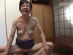 Nippon voluptuous granny amateur video