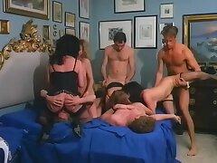 Vintage Orgy 101